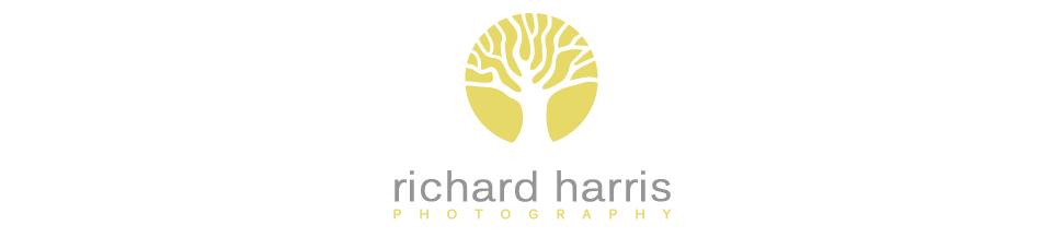 Wedding Photographer Shropshire | Richard Harris Photography logo